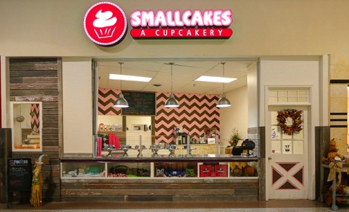 Smallcakes Kearney storefront photo